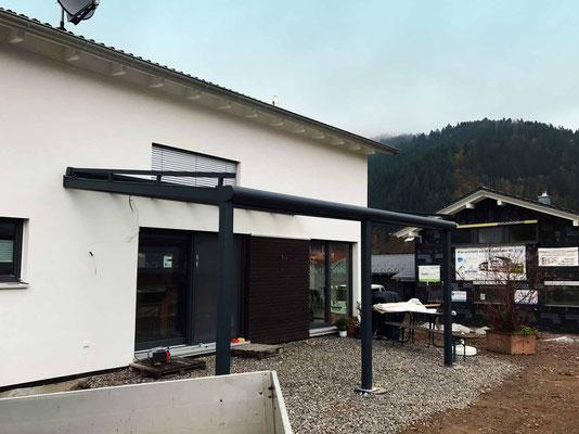 Terrassendach Aluminium Oberwolfach