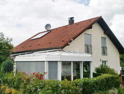 Wintergarten Aluminium Ichenheim
