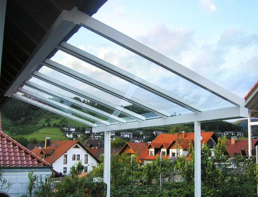 Terrassendach Aluminium Zell a.H.