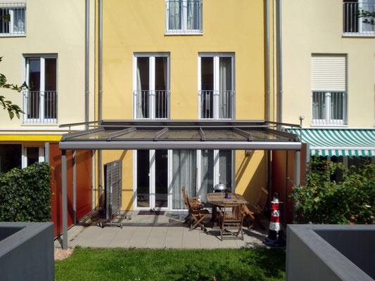 Terrassendach Aluminium Freiburg