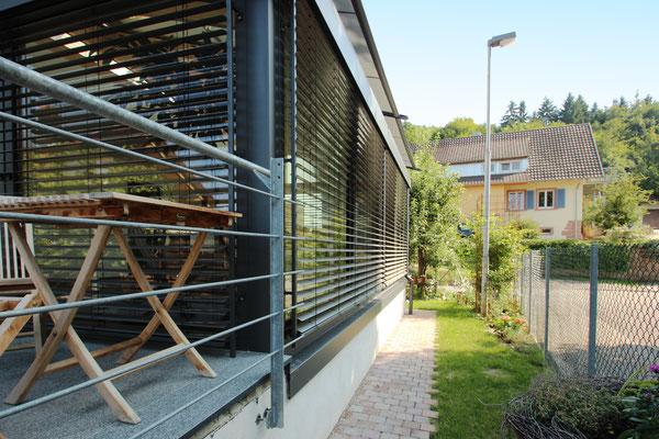 Wintergarten Holz Aluminium Bleichheim