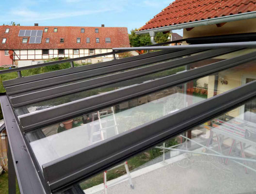 Terrassendach Aluminium Eschbach