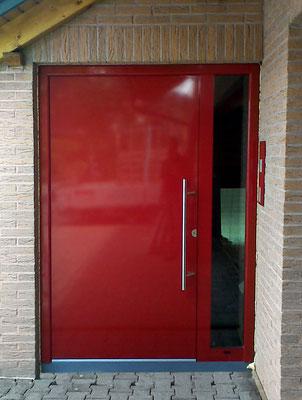 Haustür Aluminium Triberg