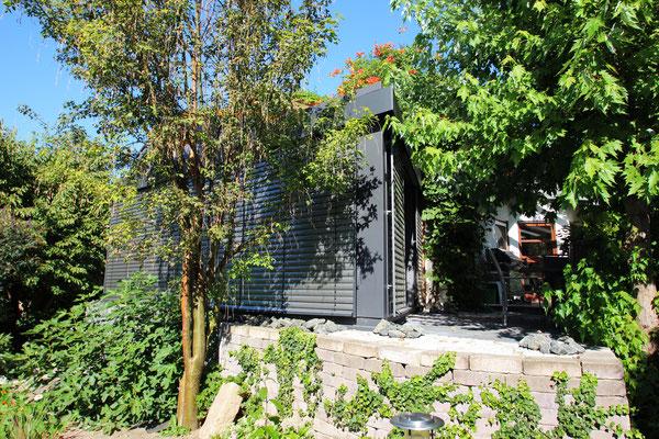 Wintergarten Holz Aluminium Mahlberg