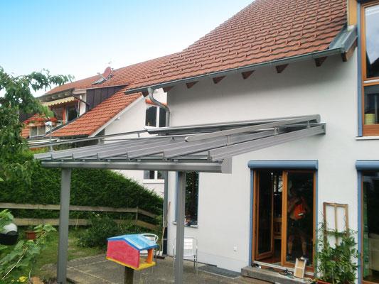 Terrassendach Buchenbach