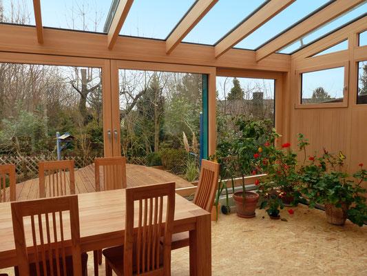 Wintergarten Holz Aluminium Gaggenau