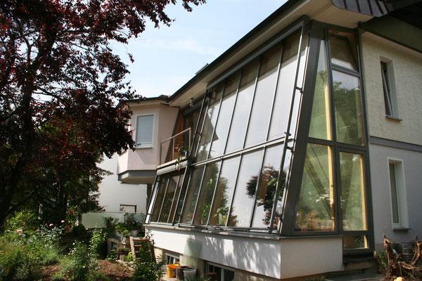 Wintergarten Holz Aluminium Waldkirch