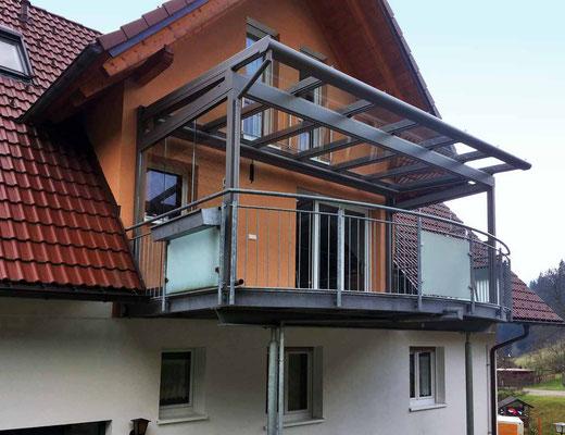 Terrassendach Bad Rippoldsau