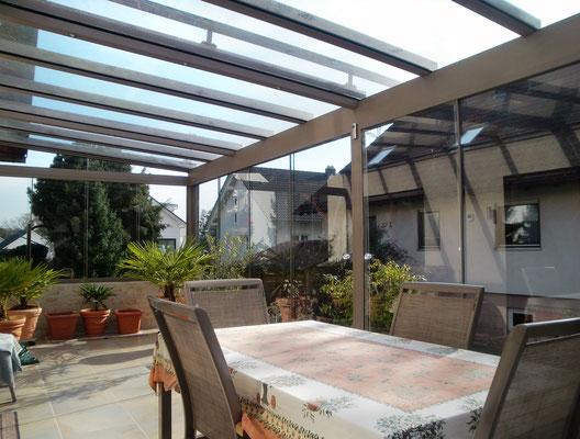 Terrassendach Aluminium Willstätt