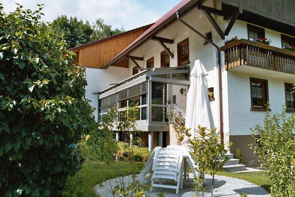Wintergarten Alu Welschensteinach