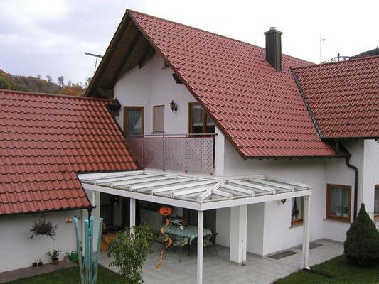 Terrassendach