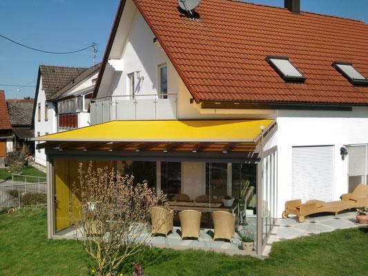 Terrassendach Aluminium Sexau
