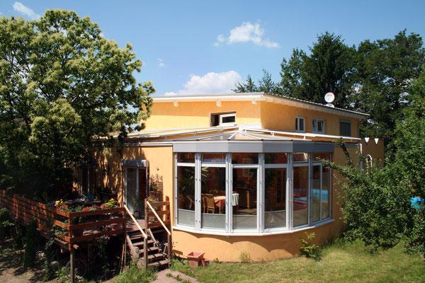 Wintergarten Holz Aluminium Rheinbischofsheim