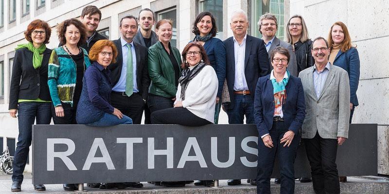 Bild: Abenteuer Wandel, Grüne Rathausfraktion Stuttgart 2016, Anna Deparnay-Grunenberg