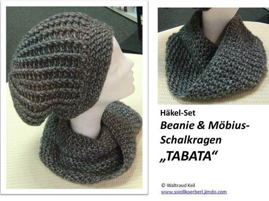 Häkel-Beanie & Möbius-Loop