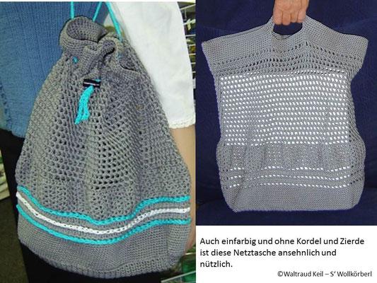 Umwelt-Netz-Tasche