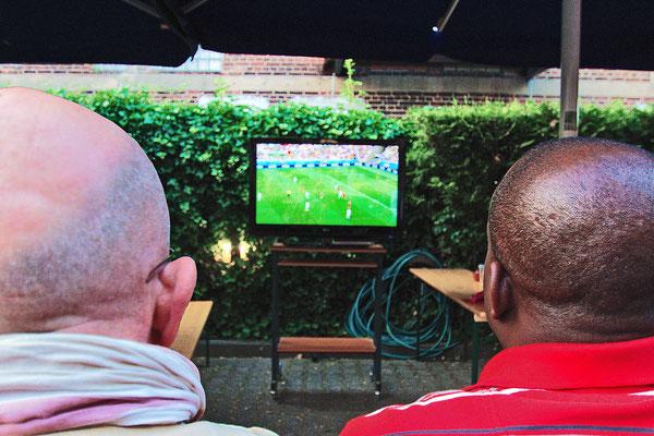 """Tag 22_Deutschland vs. Ghana im """"zakk"""" 21.06.2014"""