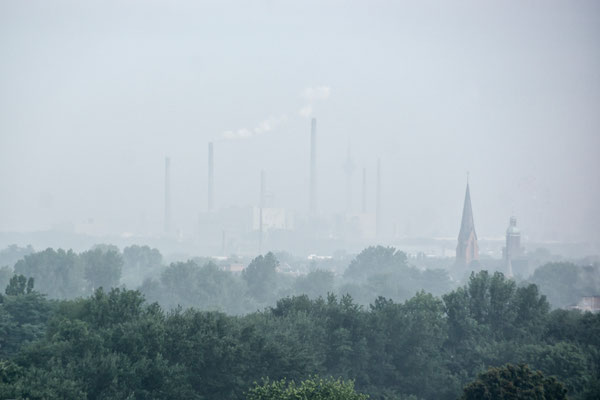 Tag 29_Morgennebel über Benrath 28.06.2014