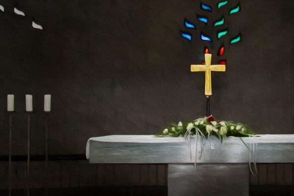 """Tag 78_Kirche """"Zum heiligen Kreuz"""" 16.08.2014"""
