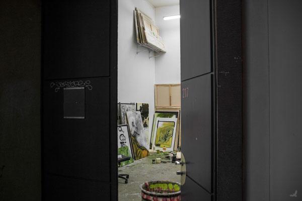 Tag 269_Blick ins Studio 23.02.2015
