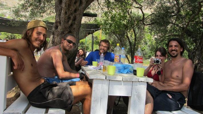"""makedonia-crew"", Jala- Beach Albania 2012"