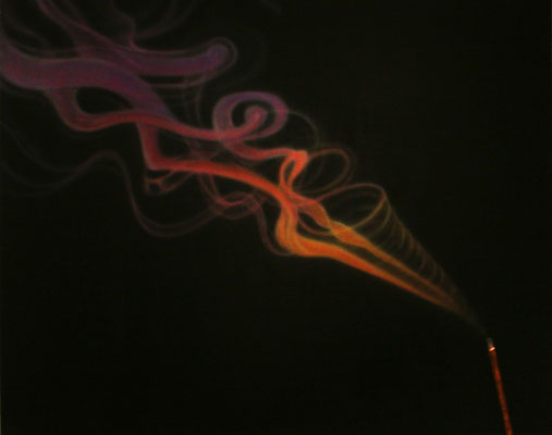 INCENSE SMOKE by Nasel