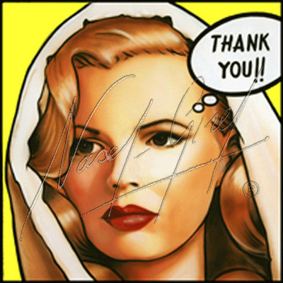 THANK YOU!! KIM BASINGER by Nasel