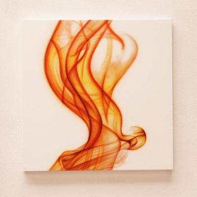 FENIX by Nasel -  acrylic on canvas  100x100cm
