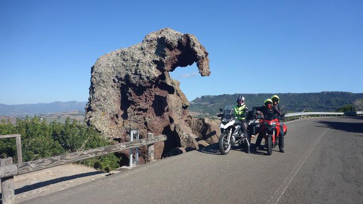 der Elephanten-Felsen