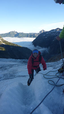 Gletschertour mit toller Aussicht