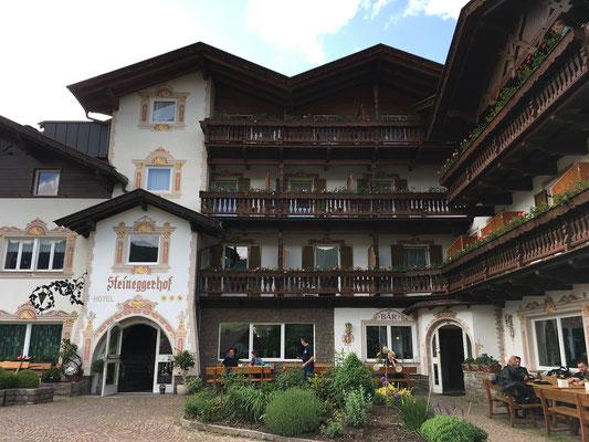 Steinegg - unser Hotel