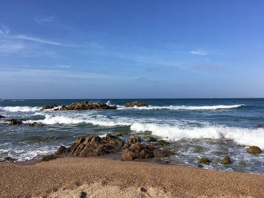 Beach bei Aglientu