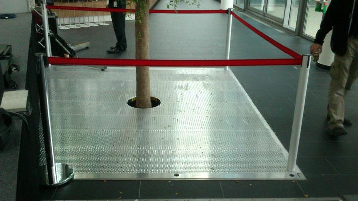 Baumschutzabdeckung - Siemens Forum