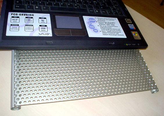 Laptop Cooler Top View