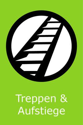 Kernkompetenz Treppen & Aufstiege