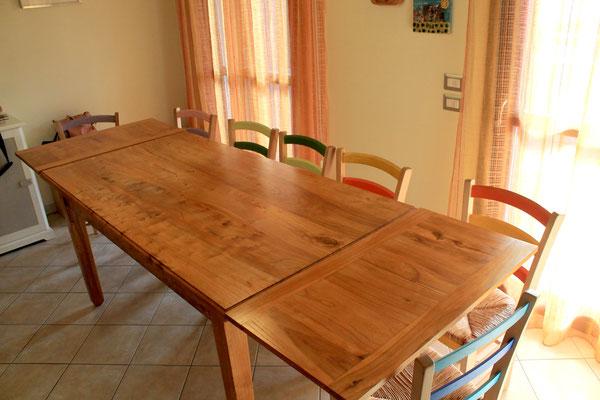 """Il tavolo """"aperto"""""""