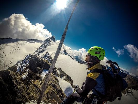 Gipfel des Annakogel