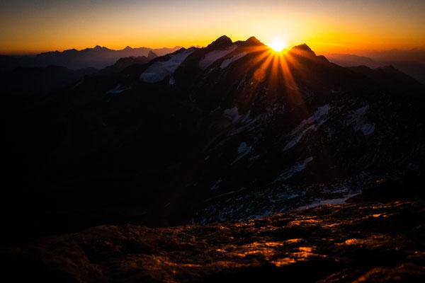 Welch ein schöner Sonnenaufgang