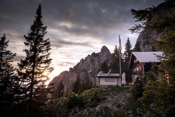 Das Säulinghaus und der 12 Apostelgrat
