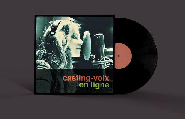 Casting voix off