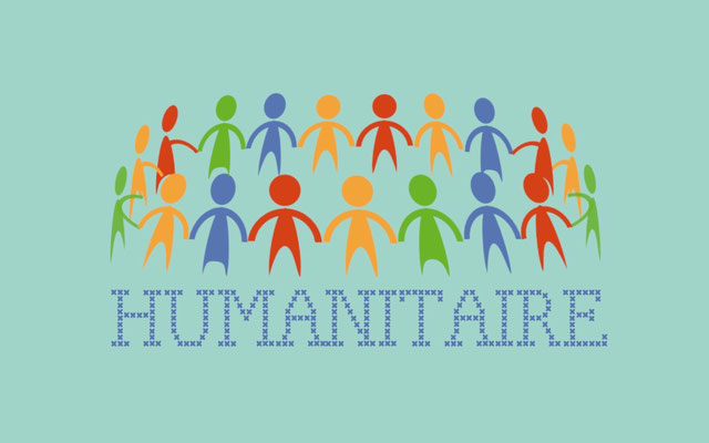 voix off Humanitaire
