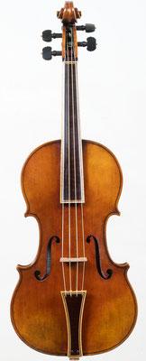 violino Stradivari barocco, tavola