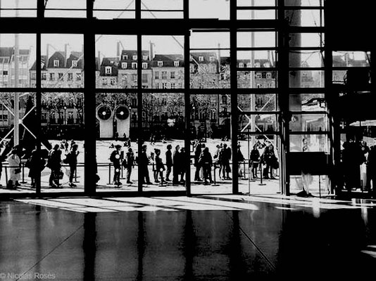 FIVE DAYS IN PARIS 4 Nicolas Rosès Photographe