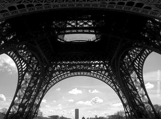 FIVE DAYS IN PARIS 15 Nicolas Rosès Photographe