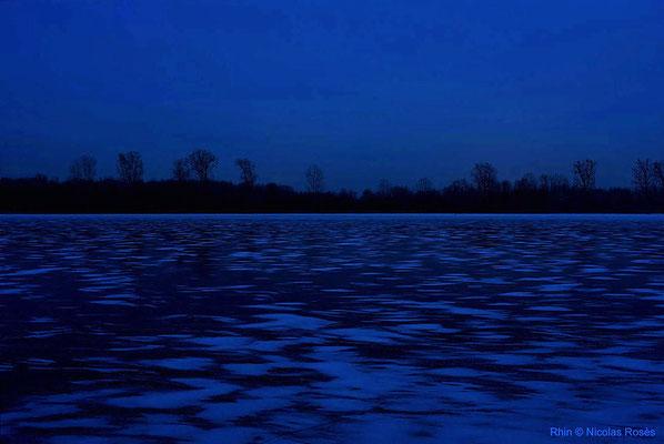 Blue Rhine Strasbourg Nicolas Rosès Photographe