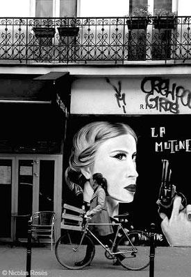 FIVE DAYS IN PARIS 2 Nicolas Rosès Photographe
