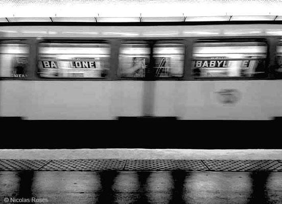 FIVE DAYS IN PARIS 73 Nicolas Rosès Photographe