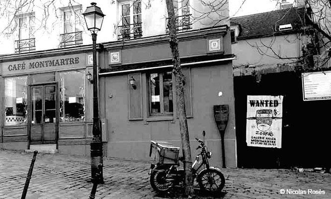 FIVE DAYS IN PARIS 65 Nicolas Rosès Photographe
