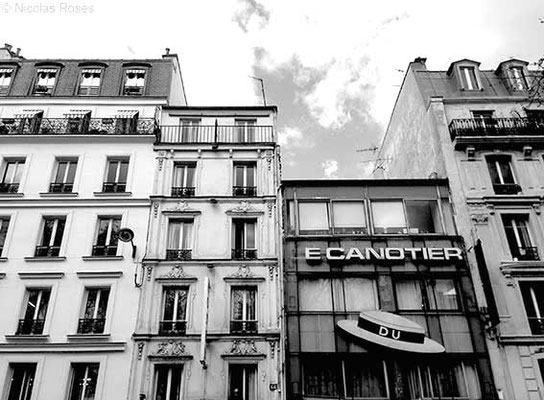 FIVE DAYS IN PARIS 51 Nicolas Rosès Photographe