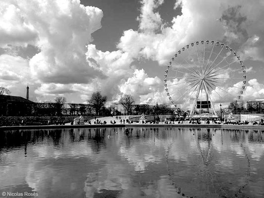 FIVE DAYS IN PARIS 42 Nicolas Rosès Photographe